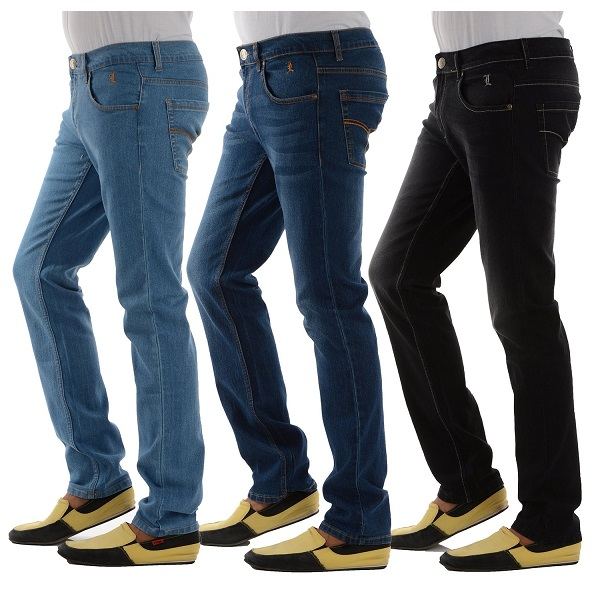London Jeans Mens jeans Pack Of 3