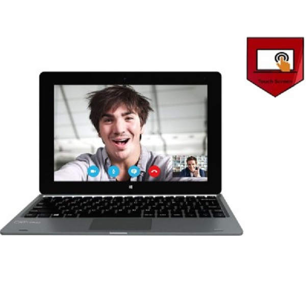 Micromax Canvas Wi Fi 3G LT666 Intel Atom Quad Core 2 in 1 Laptop