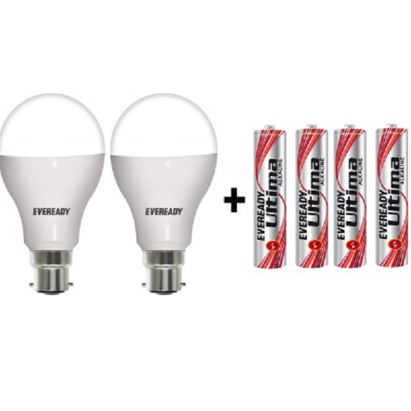 Eveready 14 W LED 6500K Cool Day Light Combo Bulb