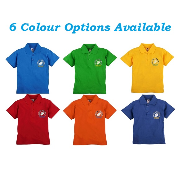 Zero Super League Half Sleeves Collar Tees