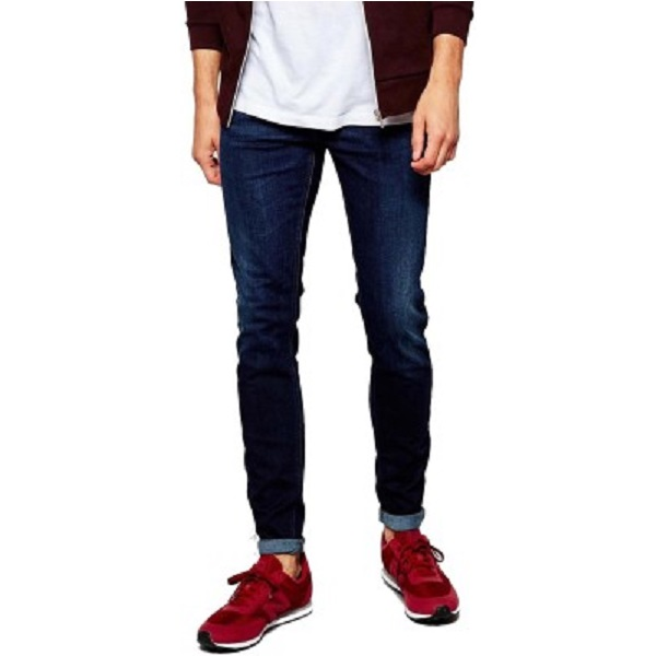 Kafe Slim Fit Mens Jeans