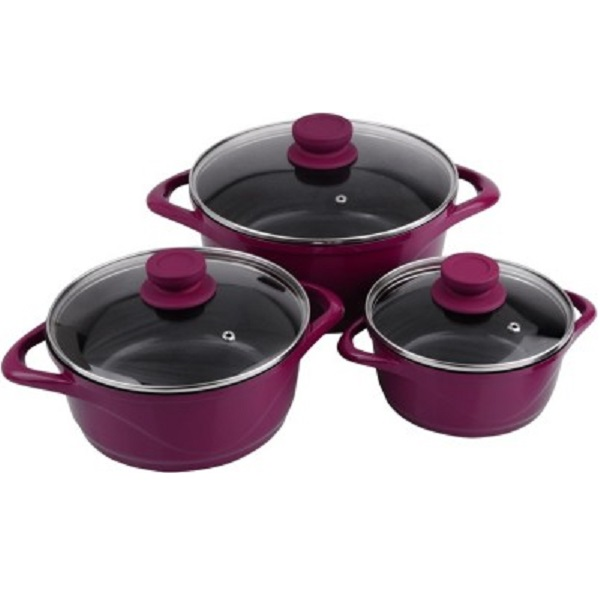 WonderChef Ceramide Cook And Serve Casserole Set