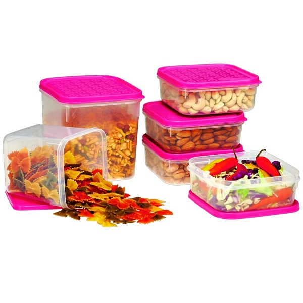 Ruchi Storewel Container Set 6 Pieces