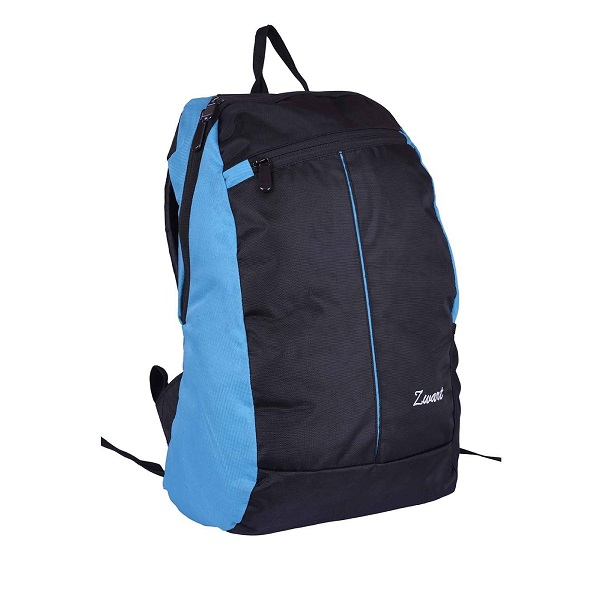 Zwart 214112B 020 Ltrs Slim Laptop Backpack