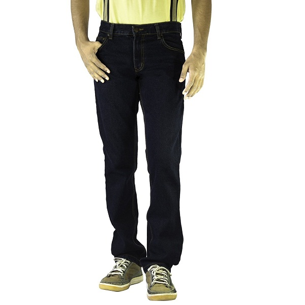 London Jeans Co DNMX Mens Tapered Jeans