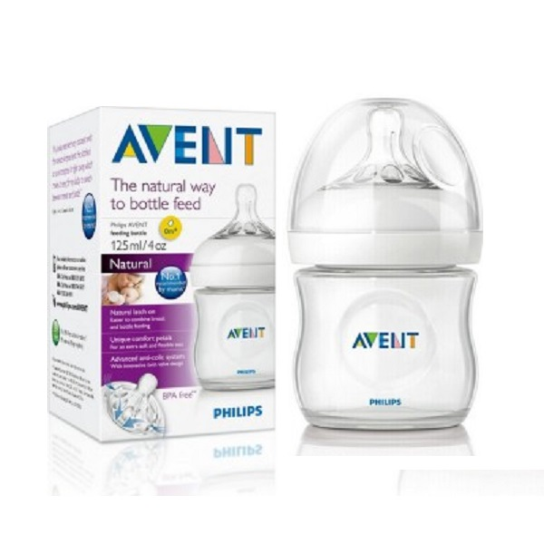 Philips Avent Natural Polypropylene