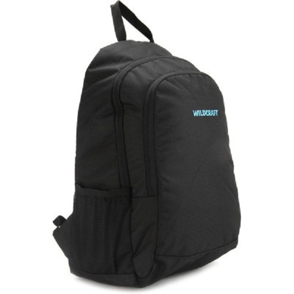 Wildcraft Pivot black Backpack