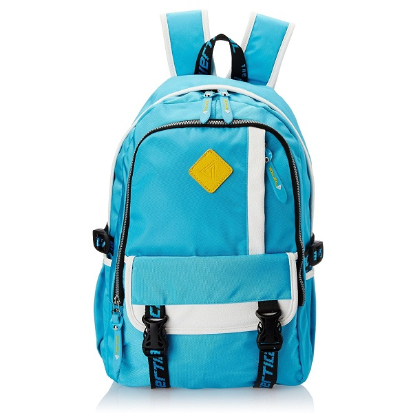 The Vertical Patrol Blue Casual Backpack