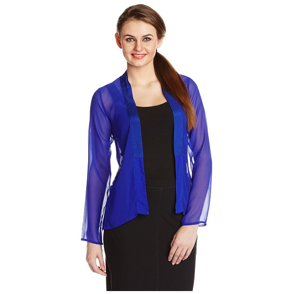 The Closet Label Womens Gorgette Casual Jacket