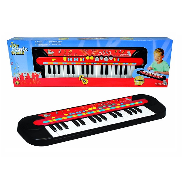 Simba My Music World Electronic Keyboard