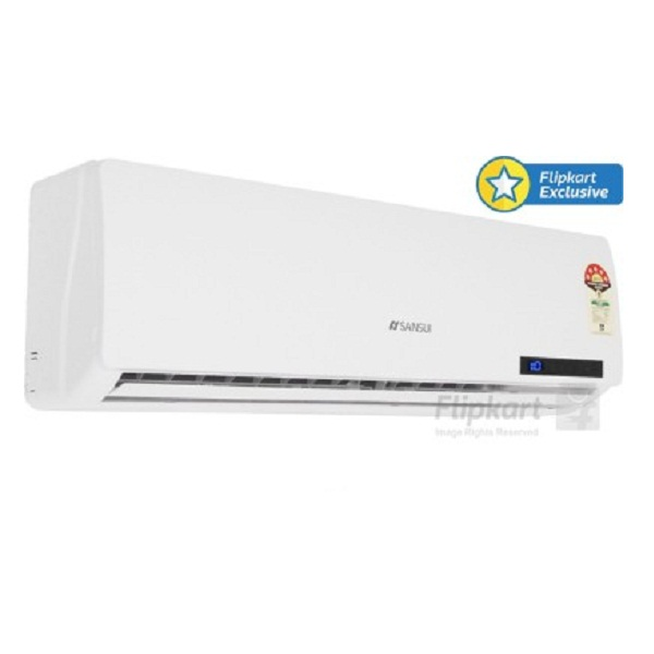 Sansui 5 Star Split AC White